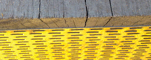The quality of railway wooden sleepers