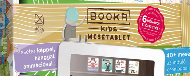 BOOKR Kids Mesetár